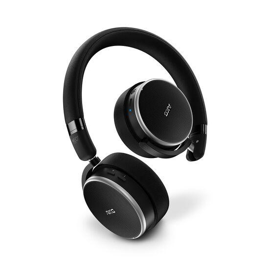 N60NC Wireless - Black - Detailshot 3