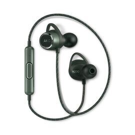 AKG N200WIRELESS - Green - Reference wireless in-ear headphones - Hero
