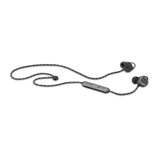 AKG N200WIRELESS - Black - Reference wireless in-ear headphones - Detailshot 2