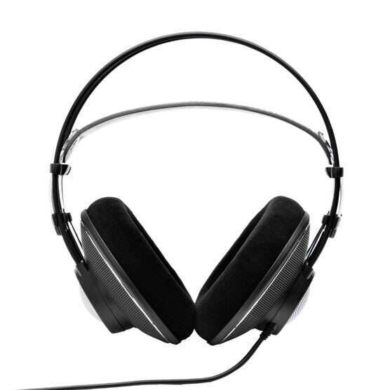 K612 PRO - Black - Reference studio headphones - Front